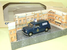 AUSTIN MINI VAN POLICE CORGI 96956
