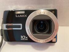 MINT Panasonic LUMIX DMC-TZ3 7.2MP Digital Camera with Battery & Charger