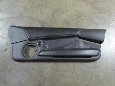 Lamborghini Murcielago, RH, Right Door Trim Panel, Black Leather, Used