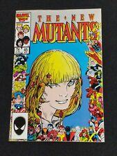 The New Mutants #45 Marvel Comics November 1986 The New Mutants Movie X-Men