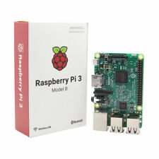 Raspberry Pi 3 Model B 1gb RAM Quad Core 1.2ghz 64bit W Case Black