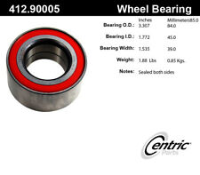 Wheel Bearing-C-TEK Bearings Rear,Front Centric 412.90005E
