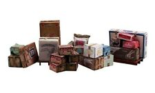 Painted O scale Miscellaneous Freight – Woodland Scenics A2766 - free post P3