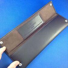 Patek Philippe TRAVEL BOX RARE! Leather Travel Case * VIAGGIO-Astuccio in pelle *