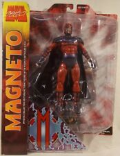 Marvel Select - Magneto With Figure Stand X-Men Mutant Fassbender  (MISP)