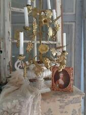 Grande altare in Francia *** shabby chic *** French chandelier Eglise