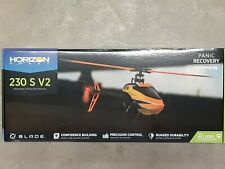 Blade 230 S V2 Bind-N-Fly Basic Electric Flybarless Helicopter BLH1450 Brand New