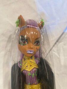 Monster high doll : Clawdeen Wolf by Mattel.
