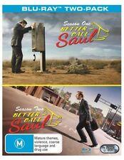 Better Call Saul : Season 1-2 (Blu-ray, 2016, 7-Disc Set)