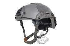Fma Maritime Helmet Ballistic Iiia Bullet Proof Aramid Fiber Ops L/Xl Fg Color