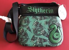 Loungefly Harry Potter LICENSED Slytherin Crossbody Passport Bag Purse Bag NEW!