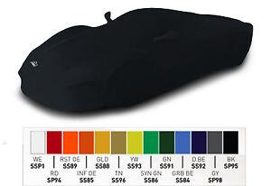 COVERKING Satin Stretch™ indoor CAR COVER Custom Made for 2000-2009 Honda S2000