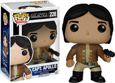 Funko Pop - Battlestar Galactica Capt. Apollo #228 (Vaulted)
