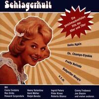 Schlagerkult-Die geschmackvollsten Hits der 60er und 70er Ralf Bendix, Co.. [CD]