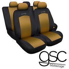 Honda Civic universal oro fundas para asientos funda del asiento auto ya referencias ya referencia