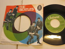 The Beatles - I should have known better / And I love her German LC -Sleeve TOP