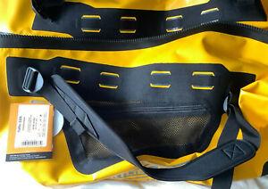 Ortlieb Duffle Rucksack / Packtasche K1453 110 Liter Sunyellow - Schwarz neu