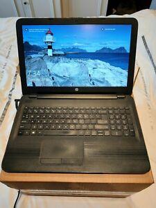 """HP 250 G5 15.6"""" SSD Laptop Intel Core I3-5005u 16gb RAM 240gb SSD Windows 10"""