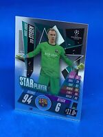 TOPPS MATCH ATTAX CHROME 2020-21 20/21 BARCELONA MARC-ANDRE TER STEGEN #168