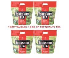 Yorkshire Tea Taylor of Harrogate 6kg, 1920 Tea Bags Of Top Quality Tea UK Stock