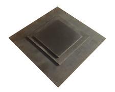 Stahlblech Stahlplatten Flacheisen S235 100x100mm bis 300x300mm Stärke 2-15mm