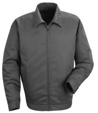 FAMOUS RED KAP SLASH POCKET JACKET JT22 - CHARCOAL DICKIES HOT ROD GARAGE