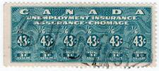 (I.B) Canada Revenue : Unemployment Insurance 43c