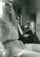 ROMAN POLANSKI ARIELLE DOMBASLE CHASSE CROISE 1981 VINTAGE PHOTO ORIGINAL #6