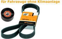Keilrippenriemen+Spannrolle MERCEDES E C CLK KLASSE W202/W210 E 55 T AMG