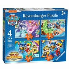4 in 1 Kinder Puzzle Box | Mighty Pups | Ravensburger | Paw Patrol