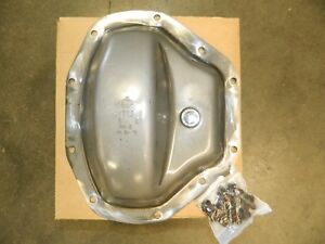 Factory DANA 80 Steel Cover Kit FREE SHIPPING! Ford Dodge 10 Bolt OEM With Bolts