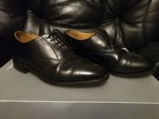 Barker Earls Of Barton Men's Black Smart Formal Business Shoes Size 6