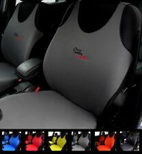 DARK GREY SEAT COVERS FOR CITROEN C1 C2 C3 PICASSO DS DS3 SAXO BERLINGO