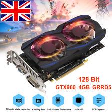GTX 960 4GB GDDR5 128 Bit PCI-Express HDMI VGA Graphics Card For NVIDIA GeForce