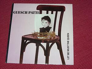 """Guesch Patti:  Let be must the Queen  7""""  NEAR MINT"""