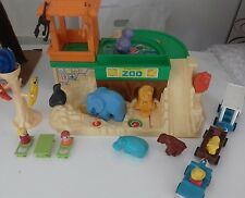 Vintage 1984-Fisher Price Zoo-no 916