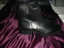 Ladies Brand New Marks And Spencer Ankle Boots Size 3.5