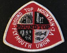 ROUND TOP now PLYMOTH NOTCH Skiing Ski Patch Vermont LOST NAME 1964-81 Travel
