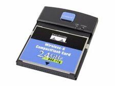 WCF54G - Cisco Linksys Wireless-G CompactFlash Card - New