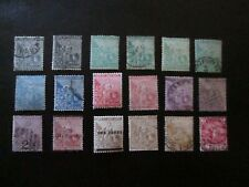 Cape of Good Hope Unchecked Collection High Values? Fine Lot Of 18