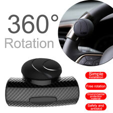 360° Power Steering Wheel Ball Suicide Auxiliary Knob Booster Spinner Handle New