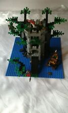 """Lego 6077 Castle Forestmen""""s River Fortress ,Figuren und Zubehör ohne Anleitung"""