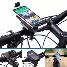 Bike Quick Release Handlebar Bicycle Mount + One Holder for HTC One M8 M9 A9 S9