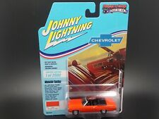 2020 JOHNNY LIGHTNING 1969 CHEVY IMPALA SS CONVERTIBLE MUSCLE CAR USA  A  1 #4