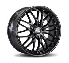 """Alloy Wheels 18"""" 190 For 5x108 Land Rover Range Rover Evoque Velar Black"""