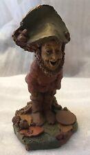 Boo 1984 Tom Clark Gnome Cairn Studio Ed #63 Coa Included Signed