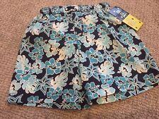 New Swimsuit Boys 24 Months Blue Hawaiian Flowers