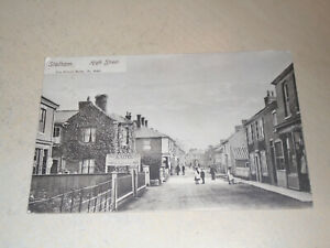 EARLY 1905 PC - HIGH STREET, STALHAM, NORFOLK BROADS, NORFOLK