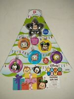 "2017 Disney Tsum Tsum ""Holiday Gift Set"" a Walgreens Exclusive w/6 Seasonal Figu"