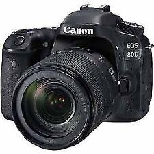 Reflex numériques Canon Canon EOS 80D